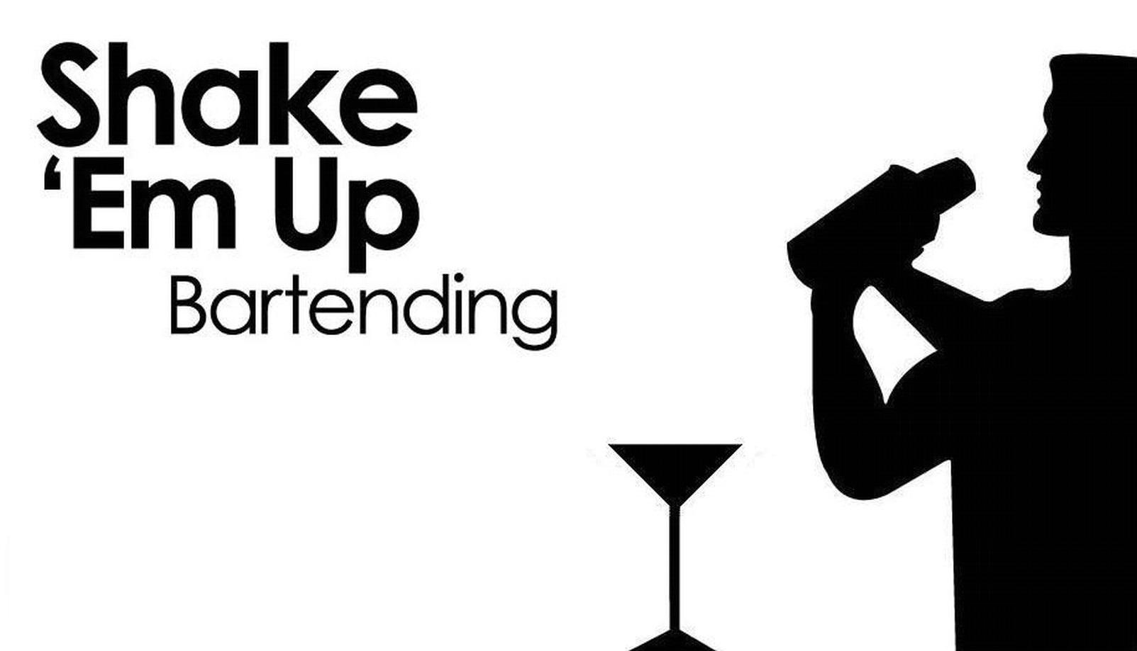 Shake Em Up Bartending -